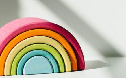 un arcobaleno